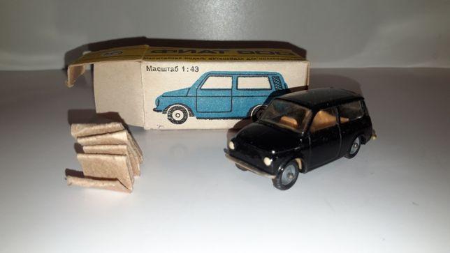 Обмен моделей СССР, ремейк, римейк