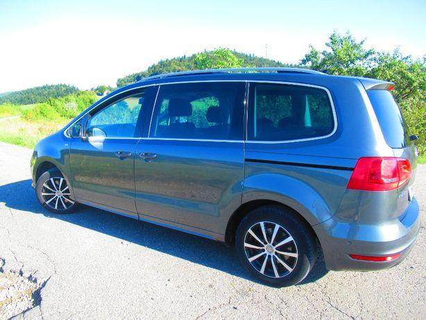 samochód osobowy VW sharan 2.0 TDI 2013 rok
