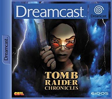 Tom Raider Chronicles - Dreamcast