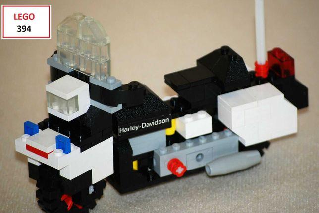 LEGO Anos 70 : 394; 600; 601; 603; 644; 657; 682; 622