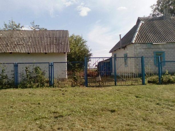 Срочно продается земля с домом