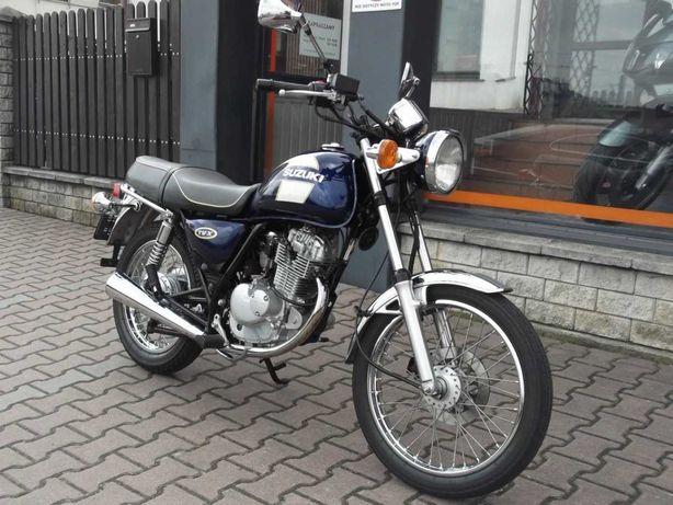 Motocykl Suzuki TU125 XT Classic  1. właściciel