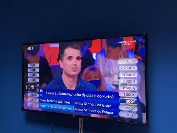 """LG 43"""" - SMART TV LED"""