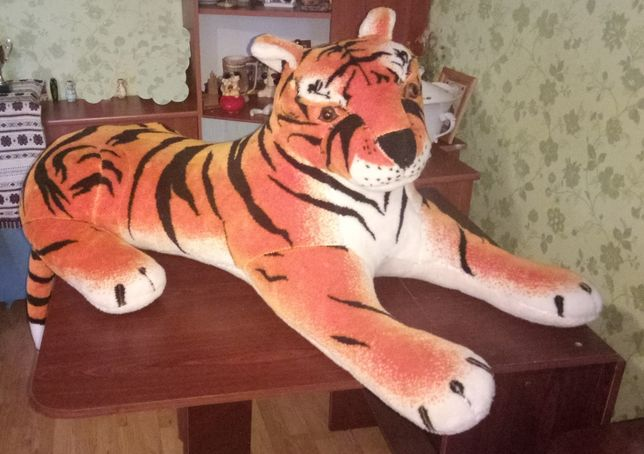 Тигр тигреня