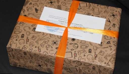 Сюрприз BOX 18+ Новое удивительное