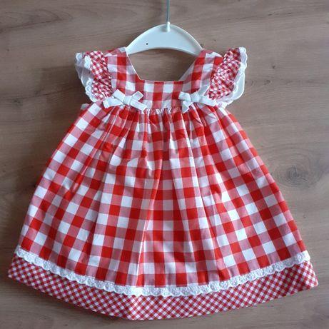 Sukienka Mayoral rozmiar 68, 4-6 miesięcy