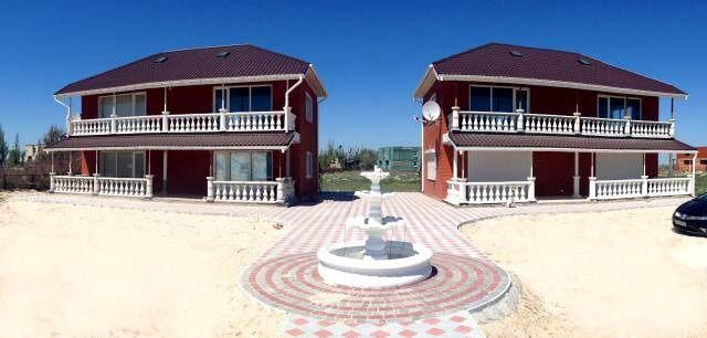 Продам шикарные апартаменты на берегу Азовского моря, коса Пересыпь.