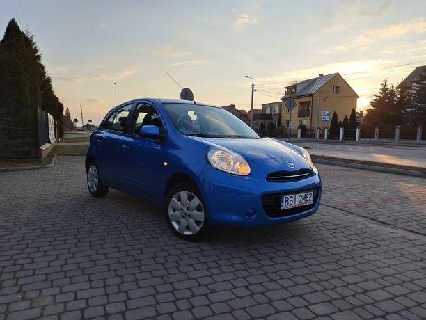 /// Nissan Micra 1.2 BENZYNA w Bardzo Ładnym Stanie !!! ///