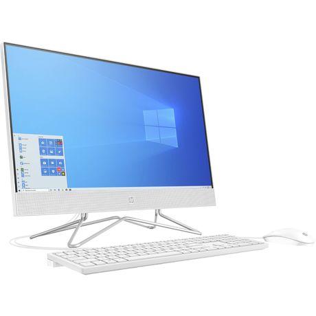 Моноблок HP 24 Сенсорный Экран/i5-1035G1/12gb/512gb Новый 24-df0170