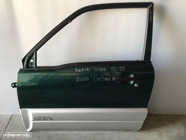 Porta  ESQ Suzuki Vitara de 02 a 07 / duas portas
