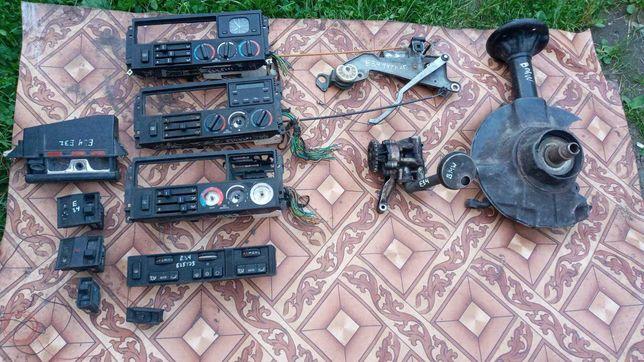 Продам Суппорт/дворник/масл.насос/колба/блок печкой БМВ Е34 | BMW E34