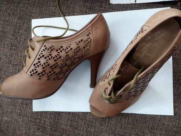 Jak nowe sandały buty