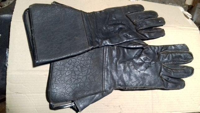 Краги перчатки мотоциклетные ретро СССР