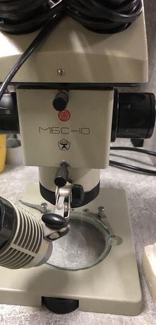 Продам микроскоп МБС-10