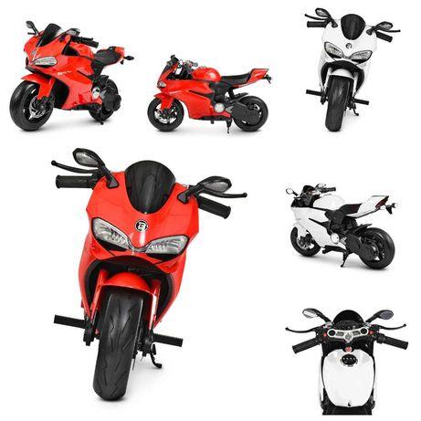 Детский мотоцикл Bambi M 4262 Ducati