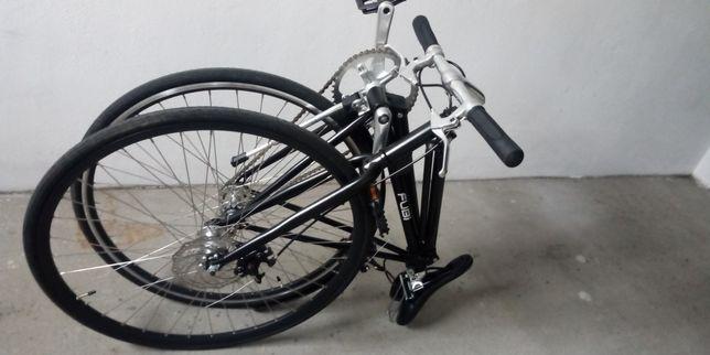 Fubi Bicicleta Estrada Dobrável