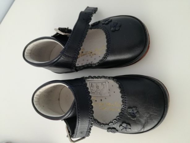 Sapatos azul marinho