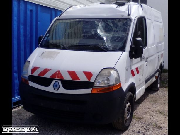 Peças Renault Master 2.5 dci 100