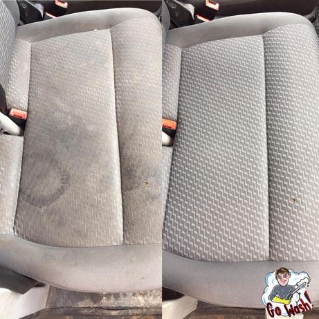 Pranie tapicerki samochodowej,meblowej, ozonowanie