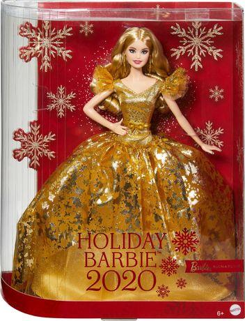 Кукла Барби Коллекционная оригинал 2020 Holiday