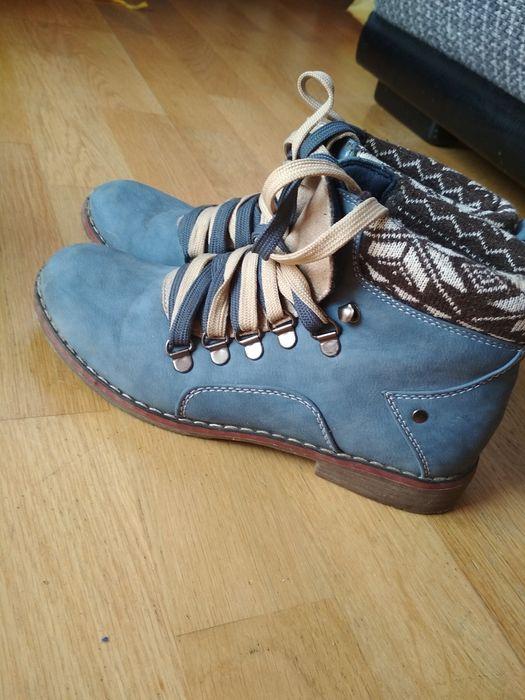 Черевики ботинки 37р осінь-весна Львов - изображение 1