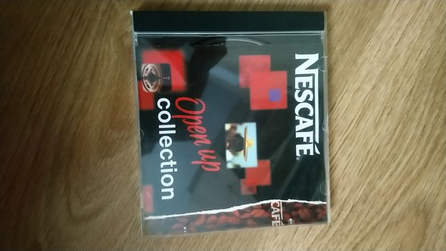 Cd nescafe open up collection