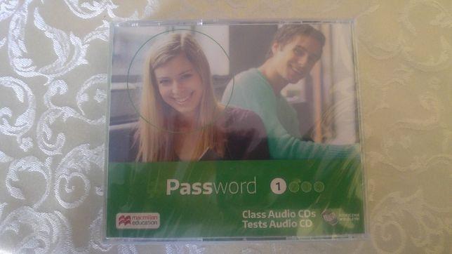 Password 1 Class Audio CDs Tests Audio CD