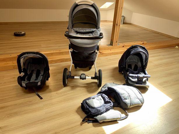 Wózek dziecięcy Jogger 3 w 1