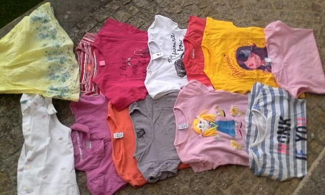 T- shirts , camisolas manga curta