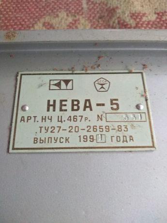 """Вязальная машина """"Нева 5"""""""