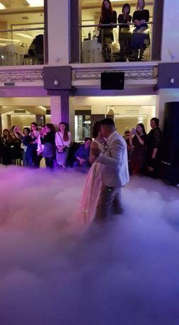 Замовити спецефекти на весілля, Важкий дим, конфеті , вогні сценічні.