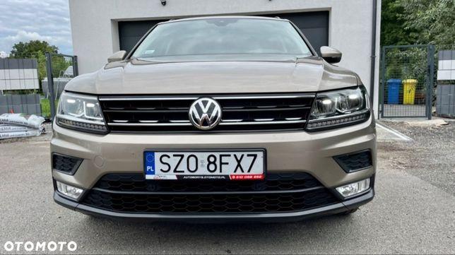 Volkswagen Tiguan rezerwacja samochodu rezerwacja samochodu