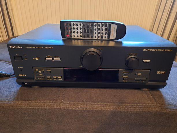 Amplituner technics są-dx 750