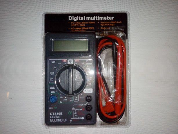 Miernik prądu DT830B
