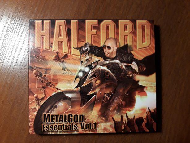 Halford – Metal God Essentials Vol. 1 (CD + DVD)