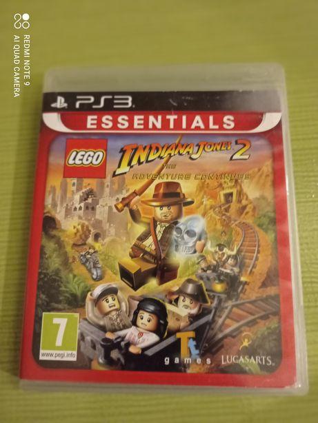 LEGO Indiana Jones 2 na PS3