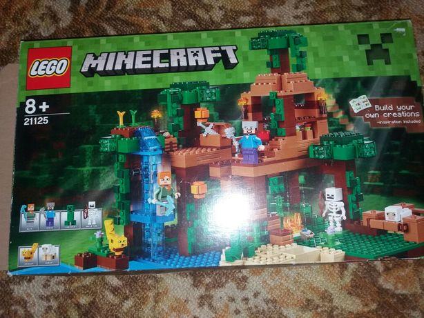 Продам lego Minecraft