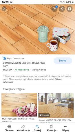 Płytki- kafelki cerrad mustiq desert