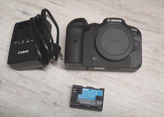 Canon R6 - nowy, Gwarancja 3 Lata, stan idealny, polska dystrybucja
