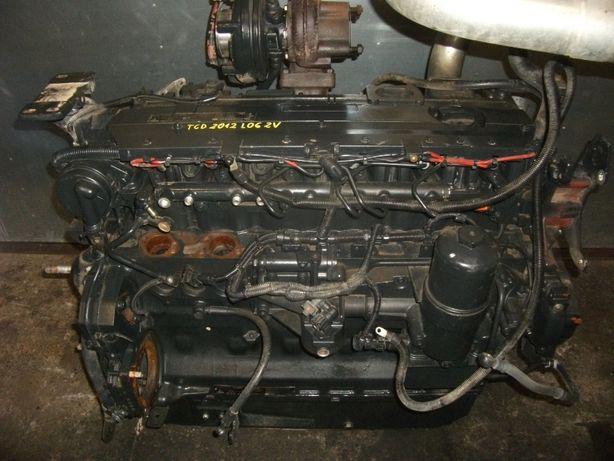 Deutz Fahr --silnik TCD2012 L06 2V--przebieg 1136h-- części