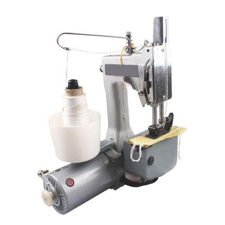 Máquina Costura Portátil fechar / Coser sacos ração, pellets,lonas,etc