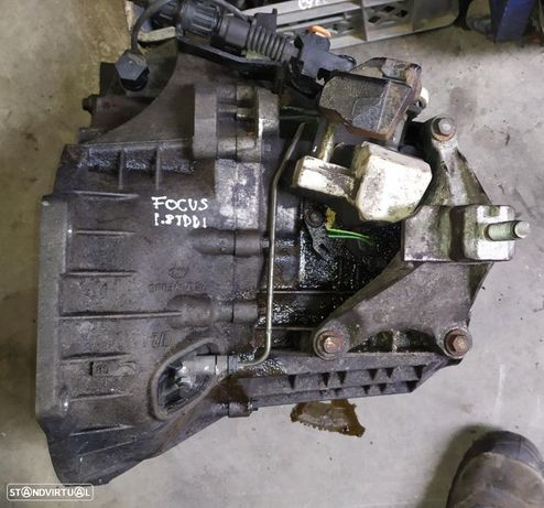 Caixa de velocidades Ford Focus 1.8TDDI XS4R-7F096