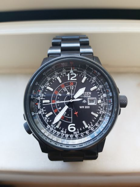 Citizen Promaster Sky Eco Drive NightHawk