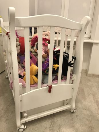 Детская кровать, комод, шкаф Верес Соня