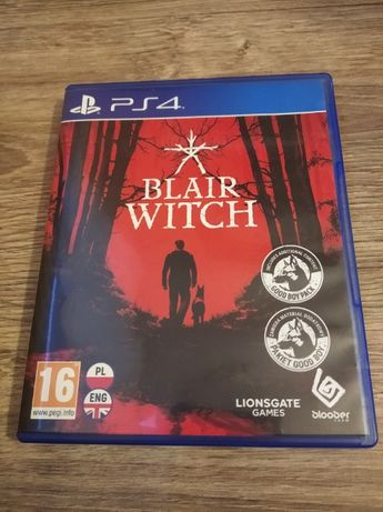 Gra PlayStation 4 BLAIR WITCH PL PS4