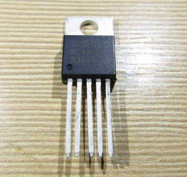TO263 Микросхема XL4016 Шим Контроллер