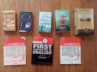 Książki FCE/ D. Brown język angielski