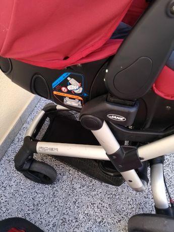 carrinho de bebé janet