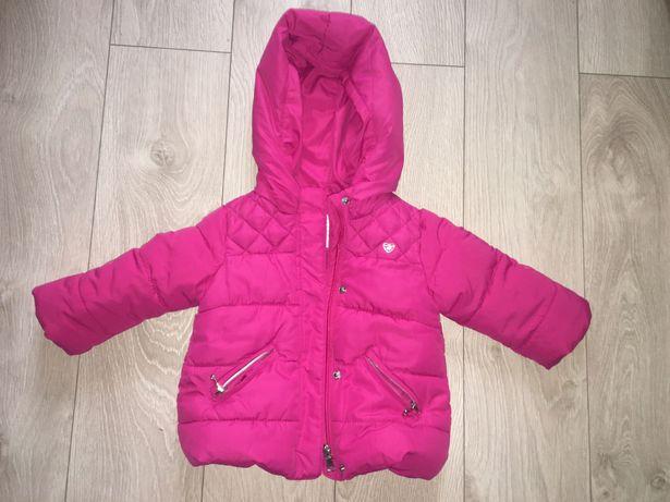 Kurtka zimowa Zara Baby r 80