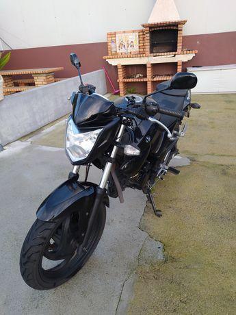 Vendo Sym Wolf 125cc